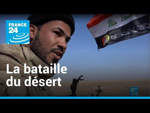 Les dernières heures de la Bataille du désert avec les milices chiites en Irak