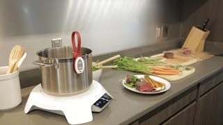Induction meets sous vide in a cooker you can actually afford