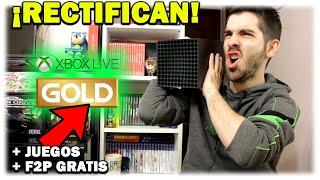 ???? BOMBAZO: Xbox Live Gold NO sube de precio y free to play GRATIS   Microsoft - Game Pass - Series X