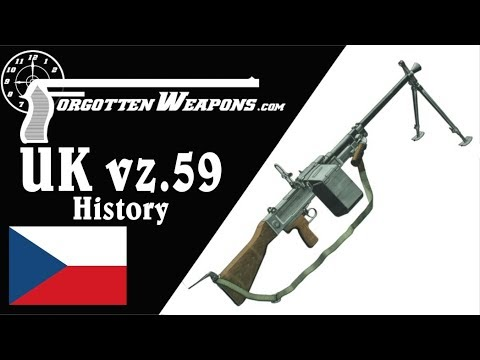 connectYoutube - UK vz.59 Czech Universal Machine Gun: History and Mechanics