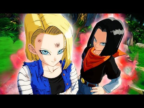 connectYoutube - CRAZY CLUTCH ANDROID 18 COMEBACK! Dragon Ball FighterZ Open Beta GAMEPLAY