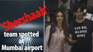 The team of 'Shershaah' returned to Mumbai after releasing the trailer in Kargil - BOLLYWOODCOUNTRY