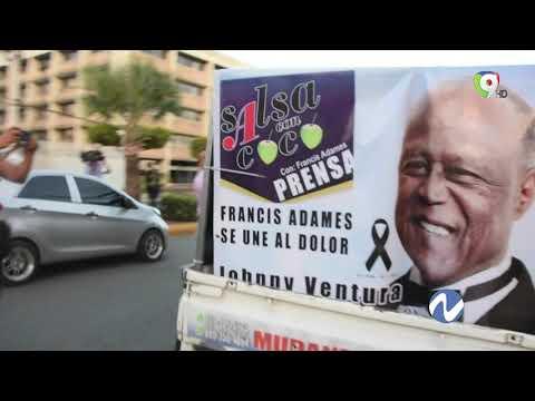 La Foto-Crónica: Un semana marcada por la partida de Johnny Ventura   Nuria