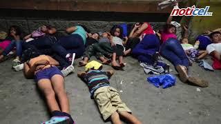 Nueva caravana migrante