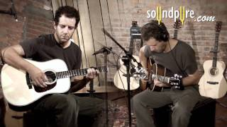 Acoustic Guitar Recording - Keith Ganz Improvisation at SoundPure Studios