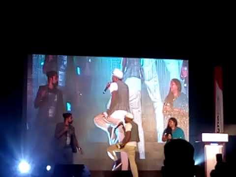 connectYoutube - music night 2017  music show mukkala mukkabula song dance