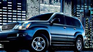 The stunning Lexus GX