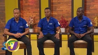 TVJ Smile Jamaica: Young Male Nursing Students - February 14 2020