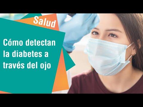 Cómo detectar la diabétes a través de los ojos   Salud
