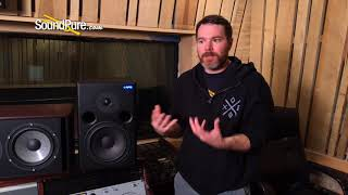 APS Aeon Active Studio Monitor Pair Quick n' Dirty