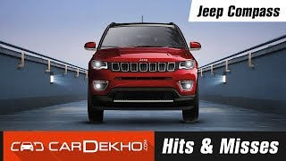 Jeep Compass - Hits & Misses