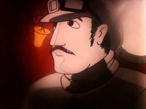 Кадр из мультфильма «Из пушки на луну и далее без остановок...»