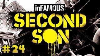 inFamous: Second Son, #24 - Crazy Town