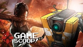 Game Scoop! - Prettier Tomb Raider, New Borderlands - Game Scoop!