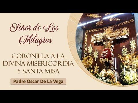 SEÑOR DE LOS MLAGROS: CORONILLA A LA DIVINA MISERICORDIA Y SANTA MISA - 14 DE SEPTIEMBRE 2021