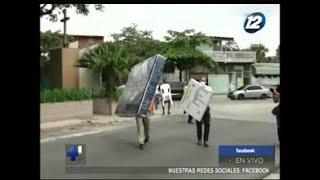 Alcaldía de Ilopango entrega artículos de primera necesidad