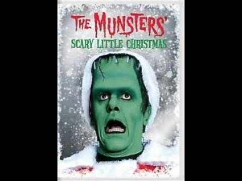 connectYoutube - Opening To The Munsters:Scary Little Christmas 2007 DVD (2016 Reprint)