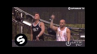 TJR & VINAI – Bounce Generation (Played by Showtek at Ultra Music Festival 2014)