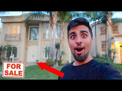 FOUND MY DREAM HOUSE *MOVING TO LA* !!!