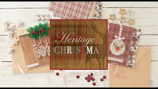 Heritage Papercraft Collection   Hobbycraft