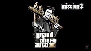 [GTA 3][Mission 3] - Поездочка по городу.