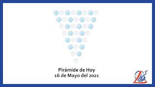 Pirámide del 16 de Mayo del 2021 (Pirámide de la suerte, Pirámide del día, Pirámide de Hoy)