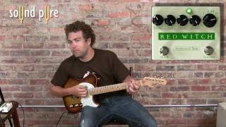 Red Witch Pentavocal Tremolo Demo at Sound Pure