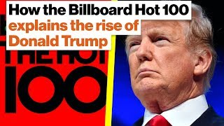 How the Billboard Hot 100 explains the rise of Donald Trump | Derek Thompson
