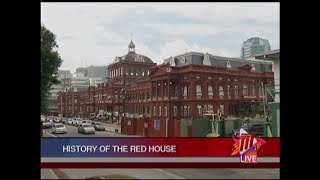All Is Ready For Grand Re opening Of The Red House