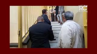 Operación 13: Los que han acudido a la Fiscalía a visitar los presos por fraude a la Lotería
