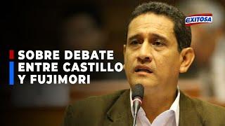 ????????Mesías Guevara sobre debate: La gente quiere escuchar propuestas no enfrentamientos