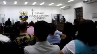 14ª SESSÃO DA CÂMARA DE VEREADORES DE VITÓRIA DE SANTO ANTÃO-PE – PARTE II