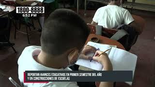 Escuelas de Nicaragua se preparan para el cierre del primer semestre