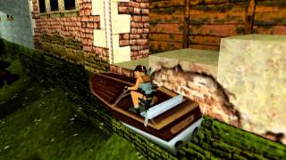 Tomb Raider II Walkthrough Прохождение - Part 2