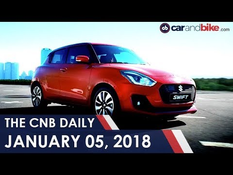 connectYoutube - 2018 Maruti Swift Bookings Open | RE Continental GT Discontinued | Mercedes-Benz Regains Top Spot