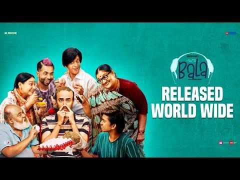 Bala- Official Trailer   Ayushmann Khurrana, Bhumi, Yami   Dinesh Vijan   Amar Kaushik, 7th Nov 2019