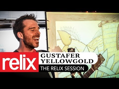 connectYoutube - Gustafer Yellowgold: The Relix Session
