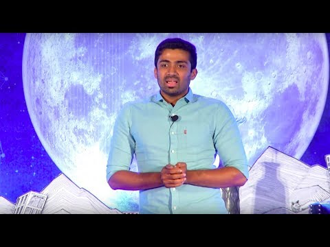 Life is beyond mere Existence. | Niranjan Mukundan | TEDxNMIMSBangalore