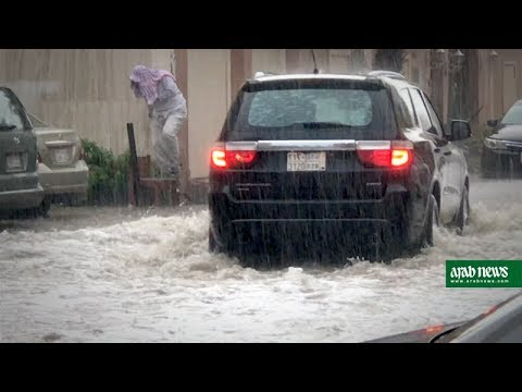 Safety warnings issued as rains lash parts of Saudi Arabia