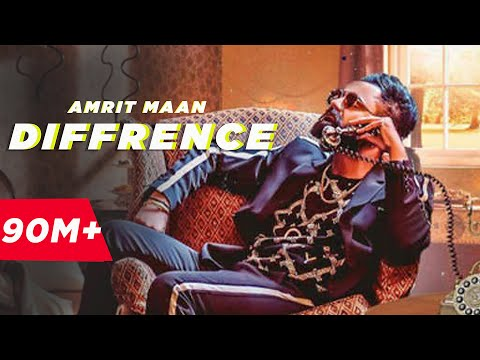 Difference-Amrit Maan Hd Video Song