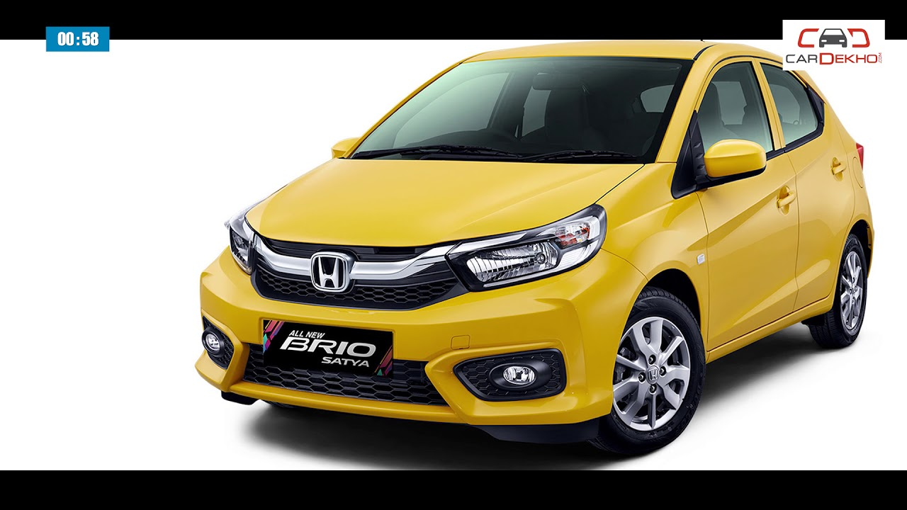 New Honda Brio 2019 | Specs, Features, Price and More! | #In2Mins