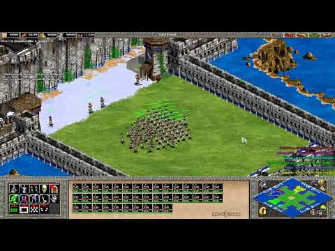 Age of Empires II CBA HERO #04