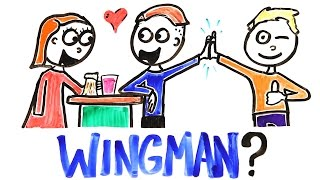 "Will Having A ""Wingman"" Help You Get A Date?"