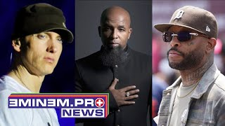 Tech N9ne Pays Respect To Eminem And Royce 5'9? On His New EP