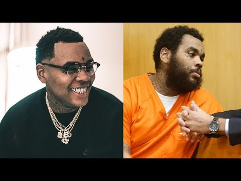 connectYoutube - Kevin Gates Released from Jail from Illinois on parole