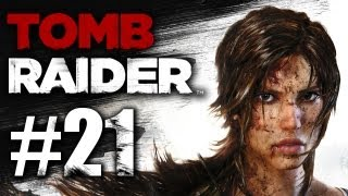 Tomb Raider (2013) - Gameplay Walkthrough Part 21 - Point of No Return (XBOX 360/PS3/PC)