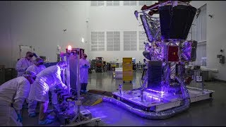 Lasers Fired At NASA's Parker Solar Probe