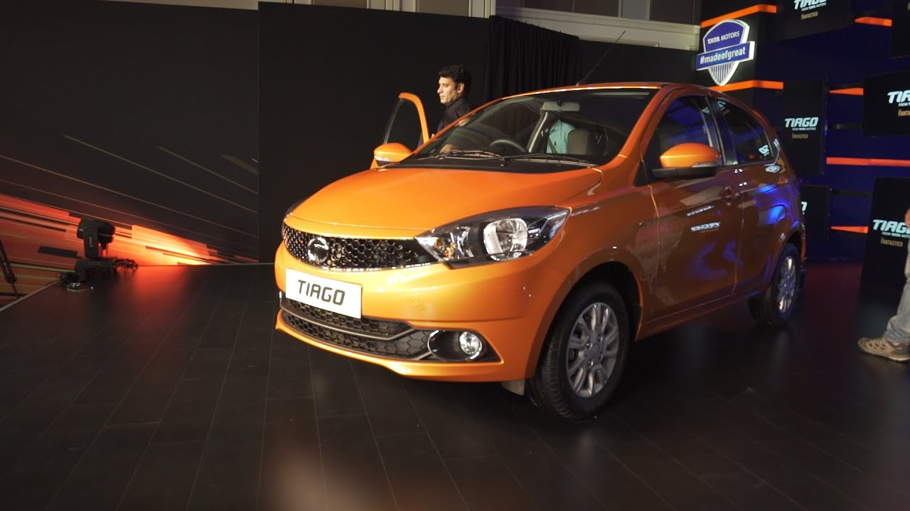 Launch Alert : Tata Tiago : PowerDrift
