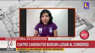 ???? Debate de la ruta electoral 2021 (25 de febrero 2021)
