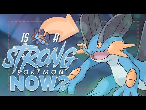 connectYoutube - Is Swampert A Good Pokemon Now? Gen 7 Competitive Analysis ft. PokeMEN